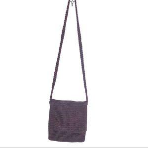 The Sak crocheted boho Crossbody Bag